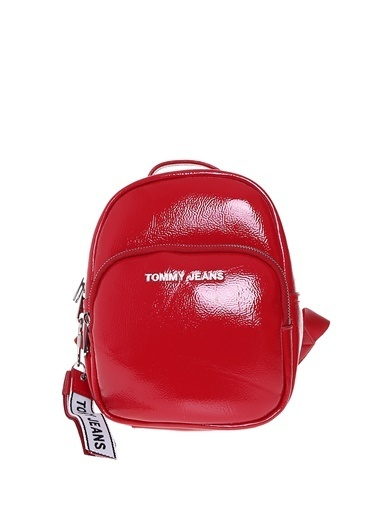 Tommy Hilfiger Sırt Çantası Kırmızı